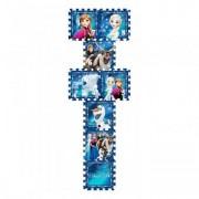 Covor Puzzle din Spuma Sotron Happy Children 8 piese - Frozen