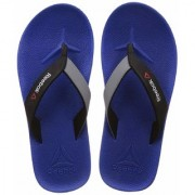 Reebok Men's Adventure Flip Awesome Blue Flip-Flops and House Slippers