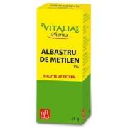 ALBASTRU DE METILEN 1% 25GR VITALIA PHARMA