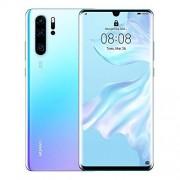 Huawei P30 Pro Single-SIM 128GB VOG L09 (GSM Only, No CDMA) Smartphone desbloqueado de fábrica 4G/LTE Versión internacional (cristal de respiración)