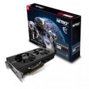 Видео карта AMD Radeon RX 570, 8GB, Sapphire NITRO+ 11266-09-20G, PCI-E 3.0, GDDR5, 256 bit, 2x Display Port, 2x HDMI, DVI, Nitro Glow 2 подсветка