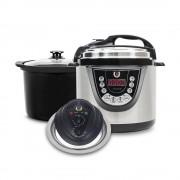 Ollas GM GM cooker Model D + Slowpot inner pot + Oven lid