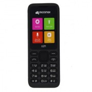 Micromax X371 Dual Sim Mobile With 800 mAh Battery/Camera/Torch/FM And Auto Call Recording