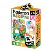 Montessori - Primul meu puzzle - Jungla