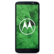 "Telefon Mobil Motorola Moto G6 Plus, Procesor Octa-Core 2.2GHz, IPS LCD Capacitive touchscreen 5.9"", 4GB RAM, 64GB Flash, Camera Duala 12+5MP, Wi-Fi, 4G, Dual Sim, Android (Deep Indigo) + Cartela SIM Orange PrePay, 6 euro credit, 4 GB internet 4G, 2,000 m"