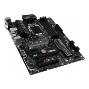 MSI B250 PC MATE Intel B250 LGA 1151 (Socket H4) ATX motherboard