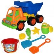 Dječji set za plažu kamion 7 kom