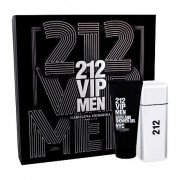 Carolina Herrera 212 VIP Men darovni set toaletna voda 100 ml + gel za tuširanje 100 ml za muškarce