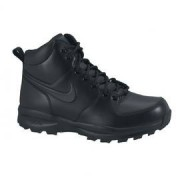 Nike manoa leather 454350-003 Černá 44