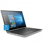 Лаптоп HP Pavilion x360 15-cr0009nu Silver, Core i7-8550U(1.8Ghz,up to 4GHhz/8MB/4C), 15.6 FHD UWVA BV IPS Touch + WebCam, 8GB 2400Mhz 1DIMM, 4FN92EA