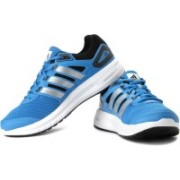 ADIDAS Duramo 6 M Running Shoes For Men(Blue, Black, Silver)