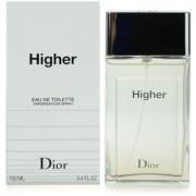 Dior Higher eau de toilette para hombre 100 ml