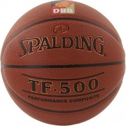 Spalding Basketball TF 500 DBB (Indoor/Outdoor) - braun | 7