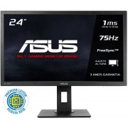 Asus Monitor ASUS 24 Wide FHD, VP248HL, 1920x1080, Gaming, 1ms, D-SUB/HDMI