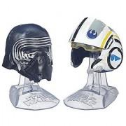 Star Wars: The Force Awakens Black Series Die Cast Kylo Ren & Poe Dameron