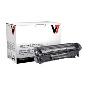 HP Q2612A Black Toner by V7 for HP Laserjet 1010 1012 & All-in-one 3015 3030 Gsa ( V712AG )
