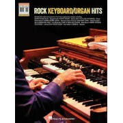 Rock Keyboard/Organ Hits: Note-For-Note Keyboard Transcriptions, Paperback