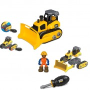 Toy State Caterpillar Bulldozer 80902