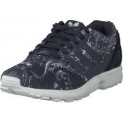 adidas Originals Zx Flux W Core Black/Off White, Skor, Sneakers & Sportskor, Sneakers, Blå, Dam, 37