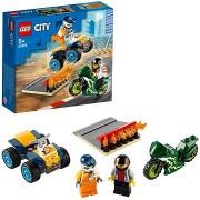 LEGO City Nitro Wheels 60255 Kaszkadőr csapat