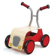 HAPE-E0374 petit cavalier rouge E0374