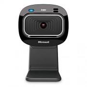 Microsoft t3h-00013 hd-breedbeeldvideo HD-3000 Web-camera Zwart