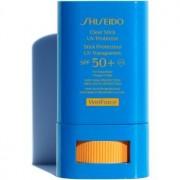 Shiseido Sun Care Clear Stick UV Protector WetForce Stick Sunscreen SPF 50+ 15 ml