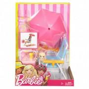 Barbie accesorii picnic pe plaje DVX49