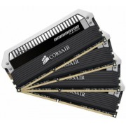 Corsair 32 GB DDR3-RAM - 1600MHz - (CMD32GX3M4A1600C9) Corsair Dominator Platinum Kit CL9