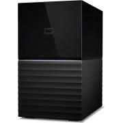 """HDD eksterni Western Digital My Book Duo 4TB, WDBFBE0040JBK, USB 3.0, 3.5"""", crni"""
