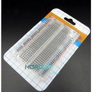 AST Works Clear Breadboard 400 Contacts Tie-Points Mini Universal Solderless
