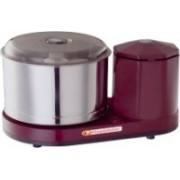 Vijayalakshmi HANDY 1.25 L Wet Grinder(Red)
