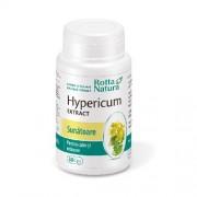 Hypericum Extract (Sunatoare) 30cps Rotta Natura
