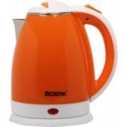 Online World (Orange, White) 1.8 litre Electric Kettle(1.8 L, orange white)
