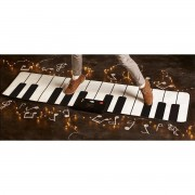 FAO Schwarz Giant Piano Dance Mat Keyboard Musical Mat