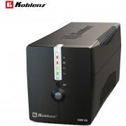 No Break KOBLENZ 10017 USB/R 1000VA 500W 8 Contactos 43 Minutos 00-4233-3