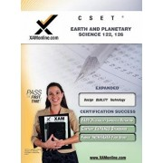Cset Earth and Planetary Science 122, 126 Teacher Certification Test Prep Study Guide, Paperback/Sharon A. Wynne