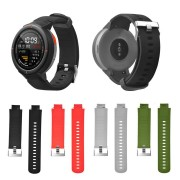 Bakeey Soft Silicone Watch Band Replacement Waterproof Watch Strap for Xiaomi Amazfit Verge