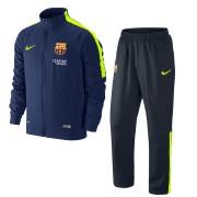 Nike Мъжки Спортен Екип FCB SQUAD SDLN WVN WUP