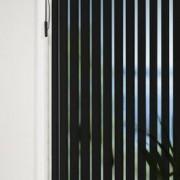 JYSK Lamellen ROGEN 150x250 zwart