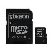 Transcend Kingston Clase 4Tarjeta Micro SD de 32GB con Adaptador (para Samsung Galaxy S3)