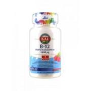Kal Vitamina B12 Metilcobalamina 60 Microtabletas - Caja 90 comprimidos