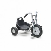 Winther Dreirad Viking Easy Rider Off-Road (silber)