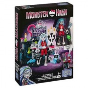 Mega Bloks Monster High Ghoulias Potion Lab Playset