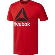 Tricou barbati Reebok Fitness QQR- Reebok Stacked CW5370