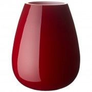 Villeroy & Boch Drop grand vase Deep Cherry