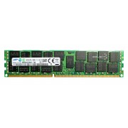 Arbeitspeicher 1x 16GB Samsung ECC REGISTERED DDR3 2Rx4 1600MHz PC3-12800 RDIMM | M393B2G70BH0-YK0