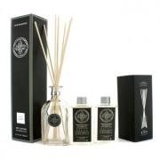Reed Diffuser with Essential Oils - White Jasmine 200ml/6.76oz Odorizant cu Trestie cu Uleiuri Esenţiale - White Jasmine
