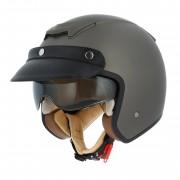 Astone Helmets Sportster BLK Casca Moto Open Face Marime S 55-56 cm