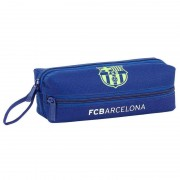F.C Barcelona Second Kit triple pencil case
